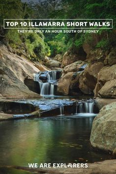 Check out these 10 short walks in the Illawarra, just an hour south of Sydney! It's a microadventure destination. Holiday Places, Holiday Destinations, Travel Destinations, Australia Destinations, Australia Travel, Cool Places To Visit, Places To Travel, Travel Oz, Australian Road Trip