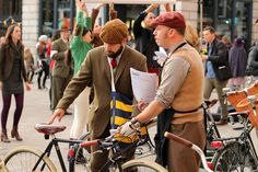 tweed run - Cerca con Google