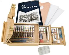 Fundamentals All Media Painting Set is a great gift idea for kids!