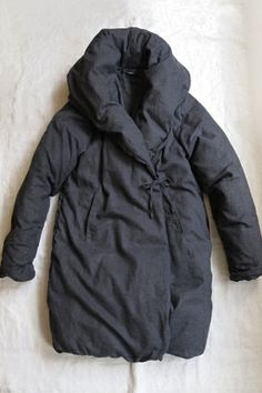 MAKIE: down coat