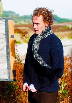 "Tom Hiddleston as ""Edward"" in ""Archipelago"" http://www.imdb.com/title/tt1527835/"