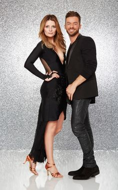 Mischa Barton and Artem Chigvintsev from Meet Dancing With the Stars' Season 22 Cast | E! Online