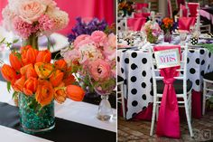 kate spade themed bridal shower - Cameron & Kelly Studio, Photographers: Arizona & Worldwide