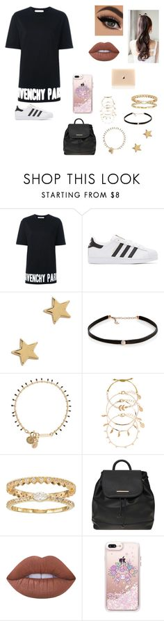 """""""Untitled #524"""" by suandergoncalves on Polyvore featuring Givenchy, adidas Originals, Missoma, Carbon & Hyde, Isabel Marant, Accessorize, LC Lauren Conrad, Dorothy Perkins, Lime Crime and Casetify"""