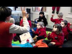 French Finger Rhyme for Christmas -  Watch it -  - the kids are so cute!