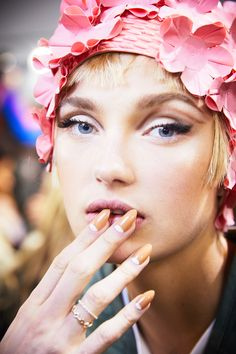 Visit CND Fashion Week Digital Headquarters to view our high-fashion nail trend predictions and inspiration for this season! #CNDatFashionWeek