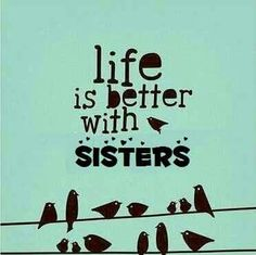 I hope both my sisters know how much I love them! I hope both my sisters know how much I love them! Sister Quotes Funny, Brother Sister Quotes, Funny Quotes, Sister Poems, Quotes Quotes, Cute Little Sister Quotes, Nephew Quotes, Daughter Poems, Sister Shirts