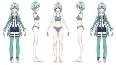 Computer Art Club: Creating Anime Characters in using Blender (A Free Program). Character Design Sketches, Character Design Cartoon, Character Design Animation, Character Design References, Character Design Inspiration, Character Reference Sheet, Character Model Sheet, Character Modeling, Character Concept