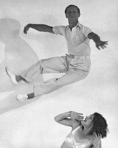Martin Munkácsi  The Dance Team of Tibor von Halmay and Vera Mahlke, circa 1931  Courtesy the Collection of F.C. Gundlach