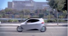 Motorcycle Hybrid Car - Next generation automobile http://www.good.is/post/a-motorcyle-car-hybrid-wants-to-be-urban-transit-s-next-big-thing
