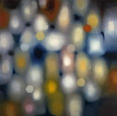 """""""A work of art is a confession.""""  ― Albert Camus (painting: ross bleckner)"""