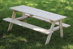 Kid's Folding Picnic Table