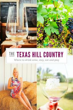 MUST-VISIT WINERIES IN FREDERICKSBURG TEXAS, Texas Winery Guide, Texas Wine, Where to Eat, Drink, Stay and Play in Fredericksburg Texas