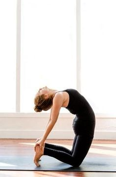 Top 5 Yoga Poses For Managing Stress  http://rayoga.com/