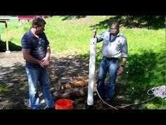 WOW !!!    CHEAP and EASY, Emergency Well Pump Requires No Electricity