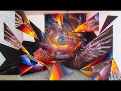 Wandelism - Streetart-Kunst in der Autowerkstatt
