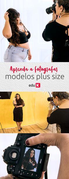 Fotógrafos de plantão, venha aprender a fazer fotografia plus size!