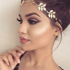 maquillaje de envidia
