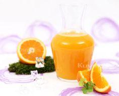 Orange Natural Juice Fresh Juice Recipes, Carafe, Hot Sauce Bottles, Natural Juice, Orange, Healthy, Book, Health, Book Illustrations