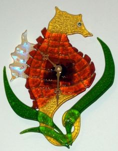 Fused Glass Flower Patterns | Glass Flower Birdfeeders