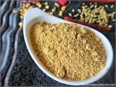 Sundal Powder / Curry Powder
