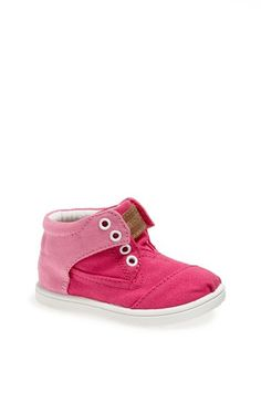 TOMS 'Botas - Tiny' Colorblock Sneaker (Baby, Walker & Toddler)