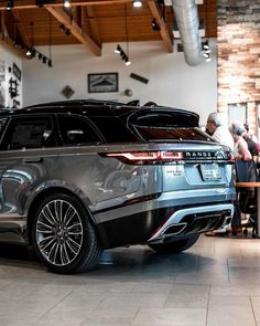 "55.3k Likes, 165 Comments - Blacklist Lifestyle | Cars (@black_list) on Instagram: ""Range Rover Velar 