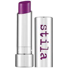 Color of the Year inspiration: Stila Color Balm Lipstick in Gemma #Sephora #sephorapantone @Lola M McGinnis COLOR