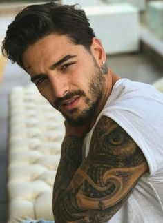 "Maluma, a Colombian Reggaeton singer and songwriter I first saw singing with Shakira in a recent new video of hers, ""Trap"". OMFG it's HOT. The lyrics don't translate that well to English, but I get the gist lol. While I consider him too young for me, if he ended up needing a bed to sleep in for the night, I wouldn't turn him away! Oh hell no! :D"