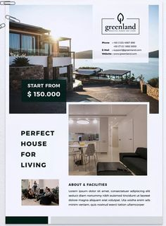 Thinking of being a real-estate agent, but do not know where to start? Most people usually think that to be a successful real-estate agent, you just n Real Estate Advertising, Real Estate Ads, Real Estate Flyers, Advertising Design, Real Estate Marketing, Web Design, Layout Design, Graphic Design, Template Flyer