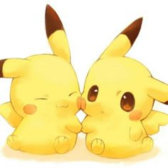 Why are there sooo many cute drawings of pikachu????