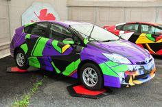Evangelion Prius