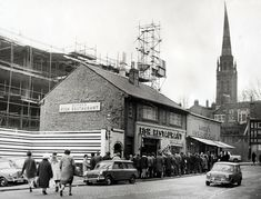 Look: 29 photos of your favourite chip shops past and present - CoventryLive Coventry Cathedral, Coventry City, Coventry England, Photographs And Memories, Past, Old Things, Street View, Sky, History