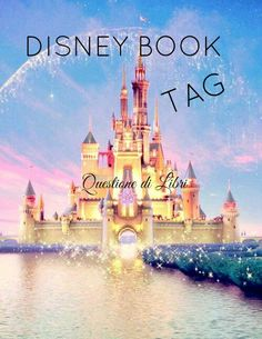 DISNEY | Book Tag