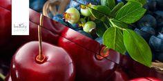 A SZEZON GYÜMÖLCSEI - Lédús cseresznye és Kéklő áfonya