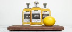 Cahoots Lemon Simple Syrup. Sliced and steeped overnight, whole lemons impart a bright citrus flavour to our original Cahoots Lemon. Golden yellow sugar provides essential sweetness, while lemon zest oil adds a buttery accent. The result is an endlessly versatile syrup with as many uses as you can dream up. #simplesyrup #cahoots #cocktail #cocktails #lemonsimplesyrup #lemon