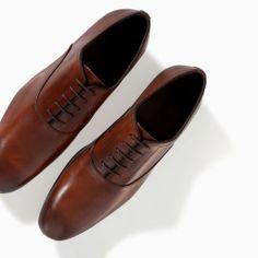 ZARA的图片 4 名称 英式鞋