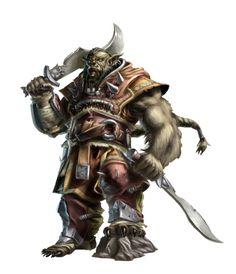 Bugbear Slayer - Ironfang Invasion - Pathfinder PFRPG DND D&D d20 fantasy