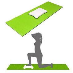 Nintendo Wii Fit Compatible Yoga Mat Pad