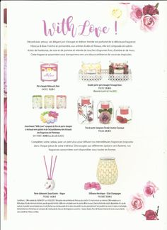 nice Idées cadeaux pour la fête des mères 2017  - Offre With Love - du 18 avril au 15 mai 💝💝💝 Une maman, une soeur, une m...