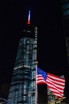 God bless America- Freedom Tower NYC