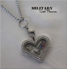 Air Force Mom Necklace by MilitarySweetMemorie on Etsy