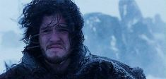 When you find out from Facebook that your friends all went out last night without you. jon-snow-sad