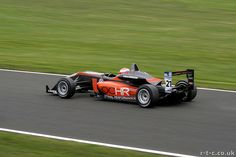 Carlin driver Harry Tincknell racing around Oulton Park by Tim R-T-C, via Flickr