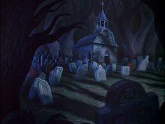 Disney's, 'The Legend of Sleepy Hollow'