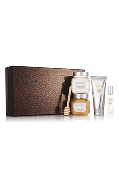 Laura Mercier 'Sweet Temptations - Ambre Vanillé' Luxe Body Collection ($109 Value) available at #Nordstrom