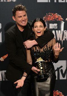 Ezek a fotók bizonyítják, hogy Channing és felesége mennyire összeillenek! - 2. kép