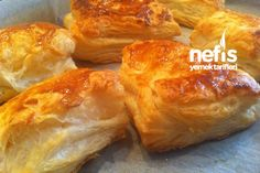 Ev Yapımı Milföy Börek ( Sarıyer Böreği) 4