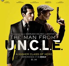 The Man from U.N.C.L.E. trailer 2.