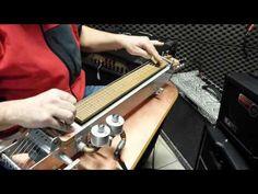 lap steel aurelioguitars - YouTube Lap Steel Guitar, Youtube, Youtubers, Youtube Movies
